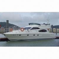 China Real 50-inch yacht, made of glass steel, maintenance-free on sale