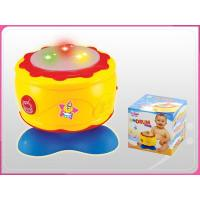 Quality Baby Funny Toy, Baby Musical Toys - B/O Baby Drum Toys (H2162040) for sale