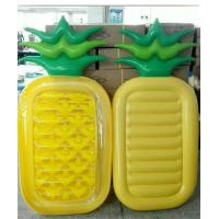 China Hot Giant Inflatable Pool Float, Inflatable Pineapple Float,Fruit Float on sale
