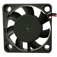China Small DC Cooling Fan / Box Motor Fan Plastic 30 × 30 × 7mm 4.07CFM Max Air Flow on sale