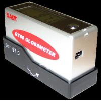 China SADT Brand New Smallest digital Gloss Meter GT60N with 0-1999Gu Measuring range and PC software on sale