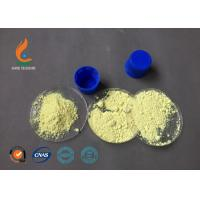 Buy High Gas Volume Chemical Foaming Agent 123-77-3 Azodicarbonamide C2H4N4O2 at wholesale prices