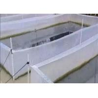 Quality Nylon Mesh Aquaculture Net Under Water Fishing Net Customized Mesh Count for sale