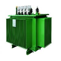 China 500 KVA 3D Core Oil Immersed Transformers For Industrial Distribution System on sale