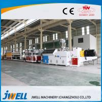 Buy Jwell Plastic Recycling PE/PE WPC PVC SPC/PVC Decoration Floor/Board/Wallboard at wholesale prices
