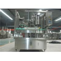 Beer Glass Bottling Machine Automatic Beer Bottle Filling Machine Easy Operating With High Efficiency