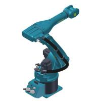 Buy Standard Modern Automatic Robotic Arm , Ground Mounted Mini Robot Arm at wholesale prices