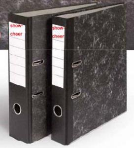 China PVC Lever Arch File Folder on sale