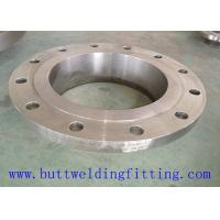 China C276 / NO10276 Forged Steel Flanges Monel Alloy 400 / NO4400 K500 / NO5500 on sale