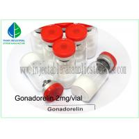 Buy Human Growth Hormone Peptide Gonadorelin 2mg Injection CAS71447-49-9 at wholesale prices