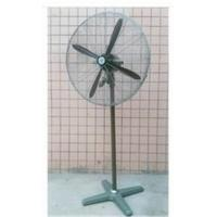 Quality 160 W Electric Stand Fan , Industrial Pedestal Fan With 4 Aluminum Blades for sale