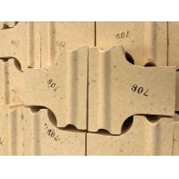Quality Different Size Ceramic Refractory Bricks , High Heat Bricks For Industrial Furnace for sale