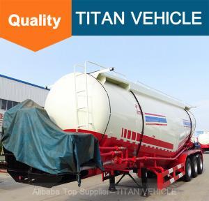 China land plaster tank trailer for sale   | Titan Veihicle on sale