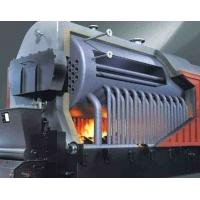 Quality DZL Industrial Biomass Boiler , Wood Fired Steam Boiler Easy Operation for sale