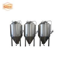 Quality Fermentation tank beer fementer 500L 1000L 1500L 2000L for sale