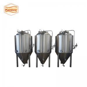 Quality Fermentation tank beer fementer 500L 1000L 1500L 2000L for sale