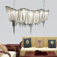 Quality Long chain chandelier lighting chain by the foot for home lighting (WH-CC-06) for sale