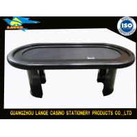 China Small Size Suited Holdem Poker Table Casino Table Dimensions 2380x1100x780 mm wholesale