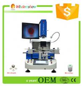 WDS 620 Infrared BGA Rework Station bga chip desoldering and soldering machine
