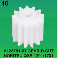 Quality A128761-00 GEAR D-CUT FOR NORITSU qss1201/1701 minilab for sale