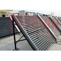 China 600 Tubes Evacuated Solar Collector Open Loop Circulation Room 2000L Hot Water Heater on sale