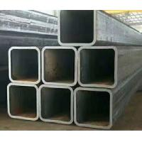 Quality EN10210 S355 Hot Finished Welded Square Hollow Section with big size for sale
