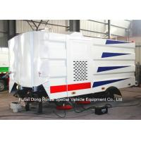 Quality Road Sweeper Custom Truck Bodies For Truck Wheelbase 3360mm 3800mm 4500mm for sale