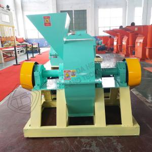 Quality New type cage crusher machine equipment for organic fertilizer making for sale