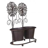 Quality Antique metal plant stand for sale