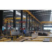 Quality Q355 Warehouse Steel Structure With Sandwich Panel for sale