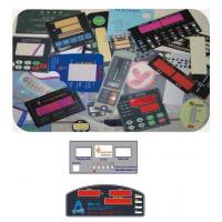 Acrylic Screen Printing Self Adhesive Stickers in Small Household Electrical Appliances