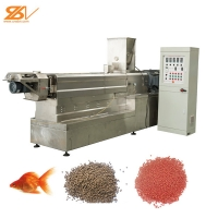 Quality 50Hz 77KW Food Processing machine For Floating Fish Feed for sale