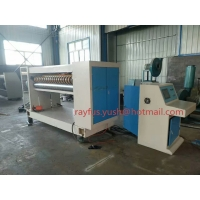 Quality Helical Knife Used NC 1100mm Rotary Cut Off Machine for sale