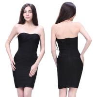 Quality Quality guaranteed chic evening dress sexy black short bandage evening dress for sale
