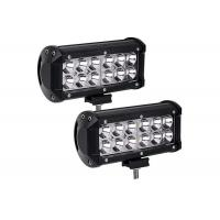 Quality Motor Bicycle Off Road Led Pod Lights 7 Inch 36 Watt ISO CE Certification for sale