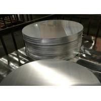 Quality Diameter 100 - 1400mm Anodized Aluminum Discs Round Shape For Kitchen Cookware for sale