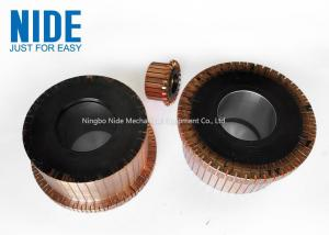 Quality 48P Segment industrial groove commutator for DC motor parts for sale