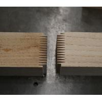 Quality Carpentry Tools Finger Joint Shaper Cutter Two Teeth Reliable For Woodworking for sale
