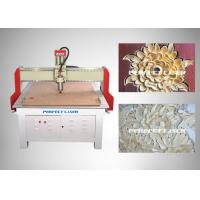 1.5kw Cnc Router Cutting , Cnc Machining System Aluminum Alloy Table Material