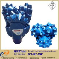 """Quality 8 3/4"""" milled tooth tricone bit for petrolem and geothermal wells drilling for sale"""