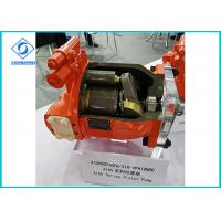 Buy cheap A10V Pressure Compensated Piston Pump , Radial Loading High Pressure Axial Piston Pump from wholesalers