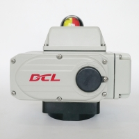 Quality Large Torque UL Ball Valve DN300 Quarter Turn Actuator for sale