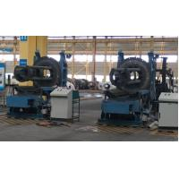 Quality Stable Performance Plywood Turnover Machine / Four Wheel Pallet Flipper for sale