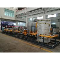 Buy cheap Skid Mounted LNG Gasification Plant 1.6MPa Pressure After Pumping 30Kw from wholesalers