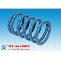 Quality Tempered Steel Packaging Machinery Springs Industrial Blue Powder Coating for sale