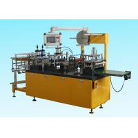 Quality Long Lasting Universal Plastic Lid Forming Machine With Servo Motor Control Running for sale