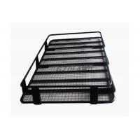 Quality 4X4 Universal Roof Rack Cargo Baskets Steel Material For Toyota Land Cruiser 80 Series for sale
