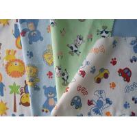 China Flame Fire Retardant Cotton Flannel Fabric Waterproof All Colors Are Available on sale