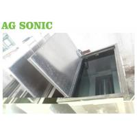 China CE Stainless Steel Soak Tank 193L Capacity Clean Carbon Fog Fats Oils / Grease on sale
