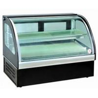 Quality Durable Food Showcase Refrigerator Stainless Steel 304 Base For Cake And Confectionery for sale